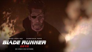 cortometrajes del universo blade runner