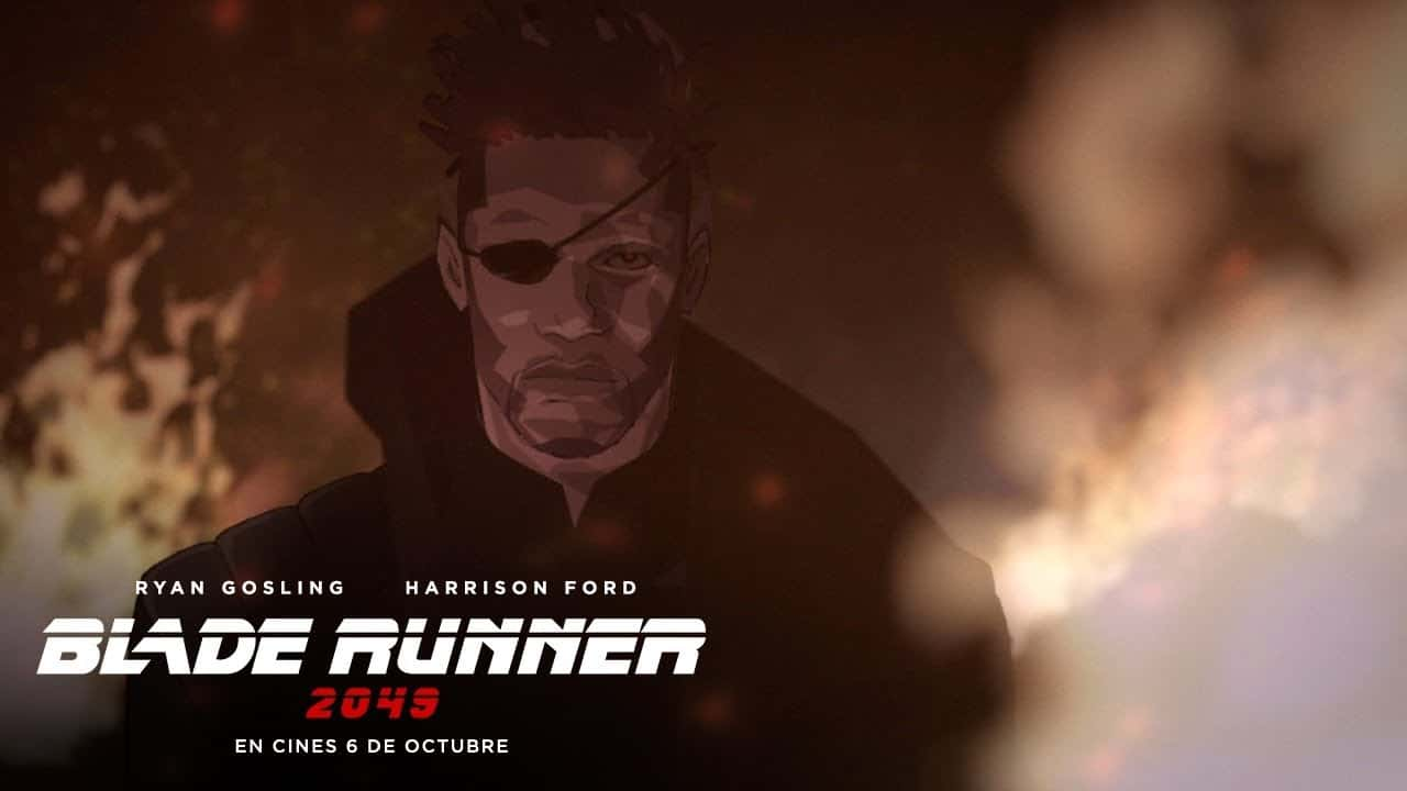 cortometrajes blade runner 2049