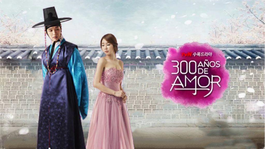 300 años de amor dorama koreano