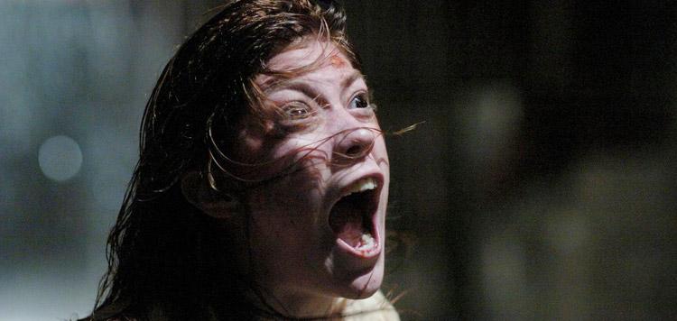 Un fotograma de la película del exorcismo de emily rosa
